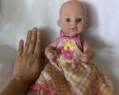 NEW Baby Doll