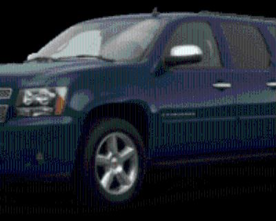 2008 Chevrolet Suburban LS