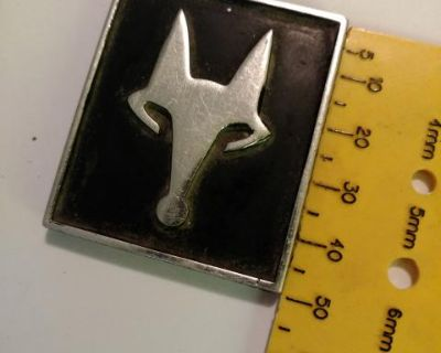 FOX badge /Emblem / water-cooled