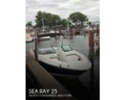 25 foot Sea Ray 25