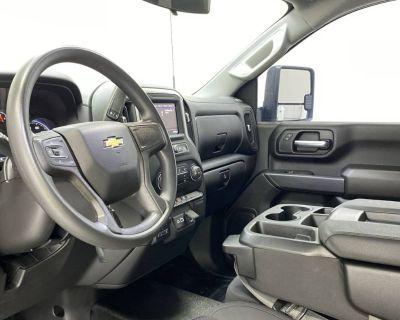 2021 Chevrolet Silverado 3500HD Chassis Cab Work Truck
