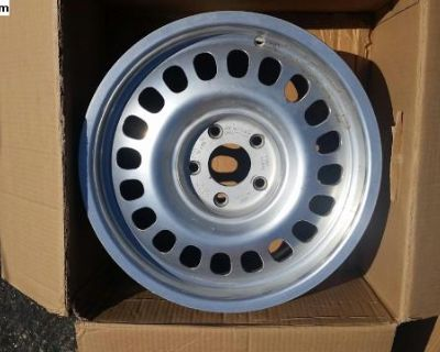 Set of 5 Audi A8 winter wheels with 4 spacers