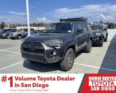 Pre-Owned 2020 Toyota 4Runner Venture 4WD 4D Sport Utility