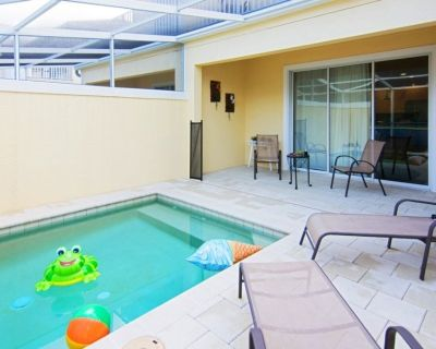 Serenity 17417 - Three Bedroom Townhome with Private Splash Pool - Four Corners