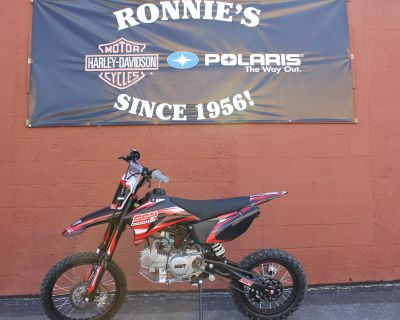 2021 SSR Motorsports SR140TR - BW Motorcycle Off Road Pittsfield, MA