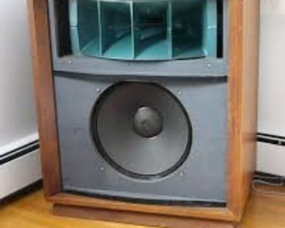 Big Old Speakers Wanted