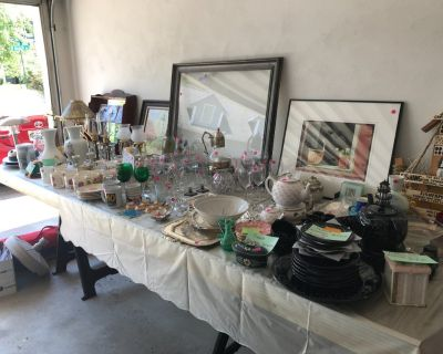 June 19th, 8am - 3pm, GRAND Garage and Estate Sale – 1 DAY only
