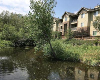 Nature Preserve condo 3 Bedrooms 2 Full bathrooms. - Bear Creek