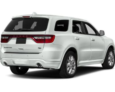 Pre-Owned 2019 Dodge Durango R/T RWD SUV
