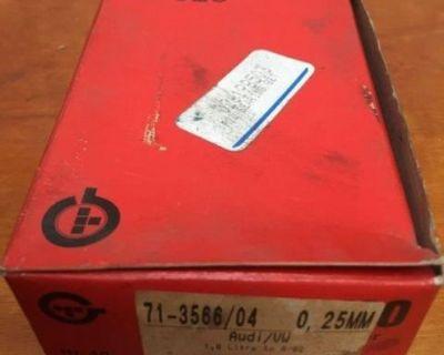 NOS Rod Bearing Set Glyco (028 198 503)