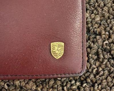 Porsche wallet