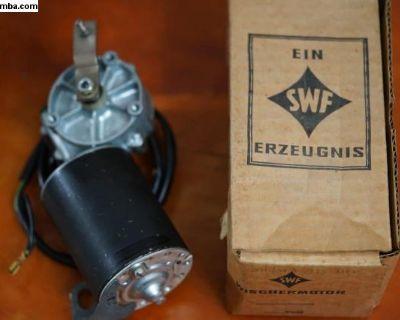 NOS Wiper Motor 6V SWF (343 955 111 D) German