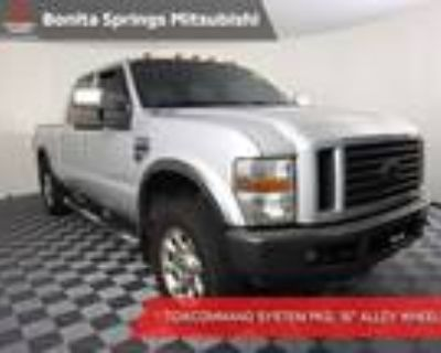 2008 Ford F-250SD FX4