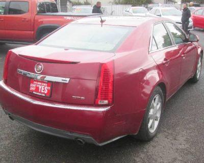 2008 Cadillac CTS 1SA