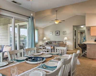 Rehoboth/Lewes Condo w/ Porch - 15 Mins to Beach! - Plantations East