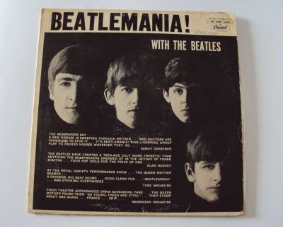 BEATLEMANIA WITH THE BEATLES