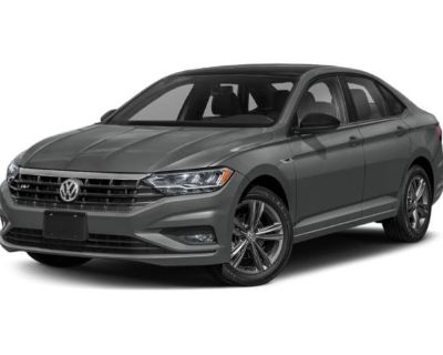 Certified Pre-Owned 2019 Volkswagen Jetta R-Line FWD 4dr Car