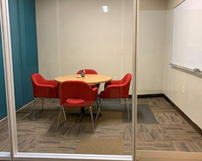 Private Meeting Room for 2 at The LIFT Office