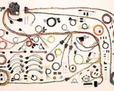 67-75 Mopar A Body Aaw Classic Update Wire Wiring Harness 510603
