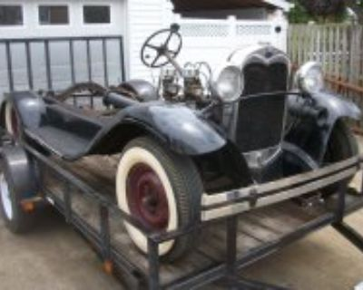 Model A Banger Chassis