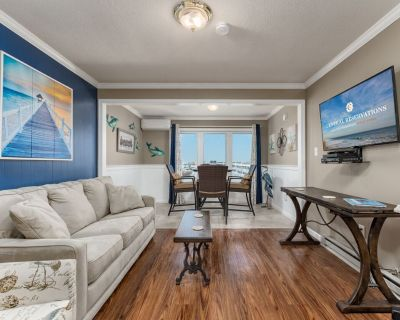 New Listing! One bedroom condo on the water downtown on the bayside - Midtown Ocean City