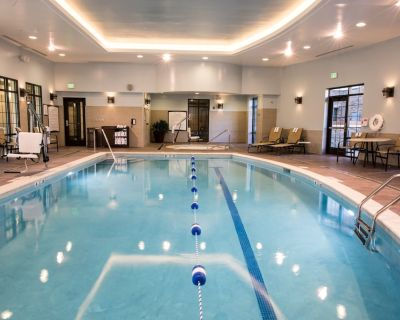 Suite Near ALB, Downtown + UAlbany | Pool + Hot Tub Access - Albany