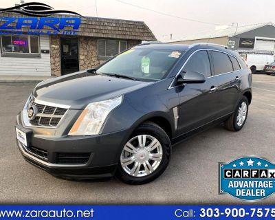 Used 2012 Cadillac SRX FWD 4dr Luxury Collection