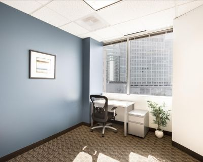 Private office for 1 person in Downtown San Jose