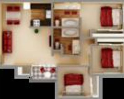Crown Point Apartments - 3 Bedroom