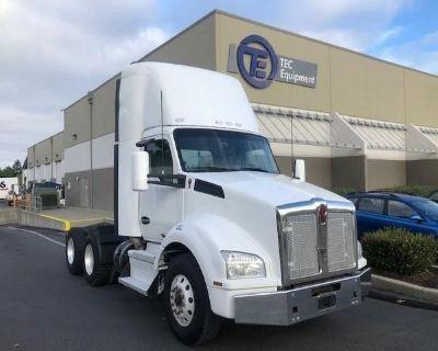 2019 KENWORTH T880 Day Cab Trucks Heavy Duty