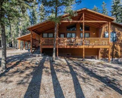 Beautiful Cloudcroft Getaway cabin on National Forest & biking/hiking trails - Cloudcroft