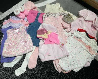 6-9 month Gorgeous Winter Clothes for Baby Girl