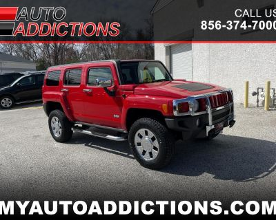Used 2007 HUMMER H3 4WD 4dr SUV Luxury
