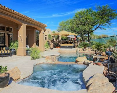 Spectacular All-suite Desert Retreat Private Pool, Hot Tub, Outdoor Kitchen - Sonoran Hills