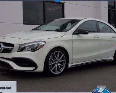 2018 Mercedes-Benz CLA CLA 45 AMG