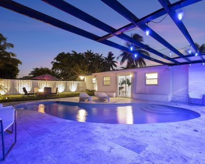 Resort Style Living w/ Stunning Pool & Huge Yard - Golden Glades