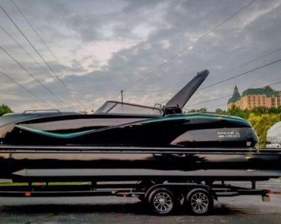 2022 SunCatcher AMARA Pontoon Boats Kenner, LA