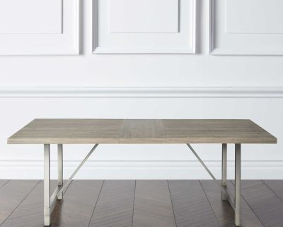 Dinning table Zgallerie Dinner table with extension