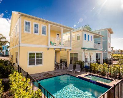 Vista Lago cottage Margaritaville Orlando , Disney , Private Pool / hot-tub - Four Corners