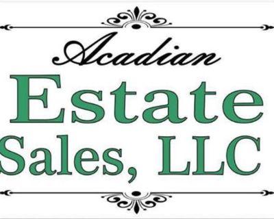 LSU Lakes Big Beautiful Estate Sale