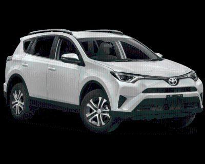 Pre-Owned 2017 Toyota RAV4 LE AWD 4D Sport Utility