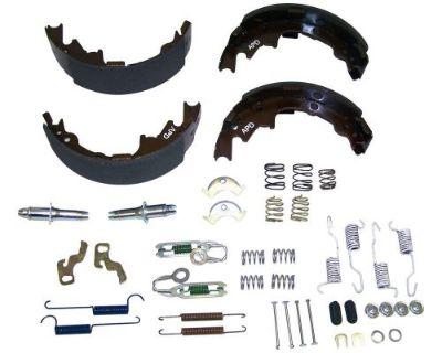 Crown Automotive 5019536mk Brake Shoe Service Kit