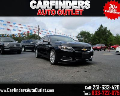 Used 2016 Chevrolet Impala 4dr Sdn LS w/1LS