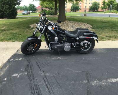 2015 Harley-Davidson Fat Bob Cruiser Plainfield, IN