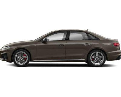 Pre-Owned 2020 Audi A4 Sedan Premium