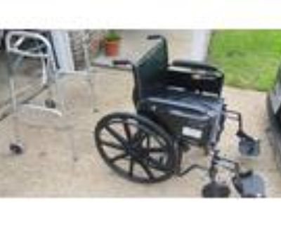 Brand New Wheel Chair and Walker for Sale