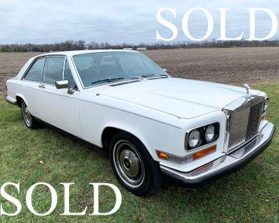 1981 Rolls-Royce Park Ward