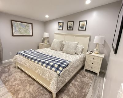 Blue Heron King Size Bed, Pet friendly, Sleeps 6 - Boyne City