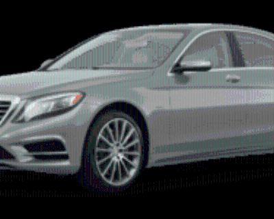 2017 Mercedes-Benz S-Class S 550e Plug-In Hybrid