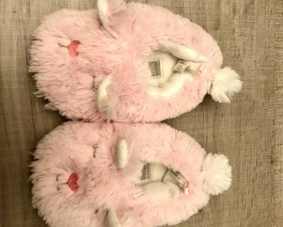 Size 9/10 - Carter s Bunny Slippers